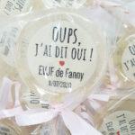 Sucette EVJF – J'ai dit oui !