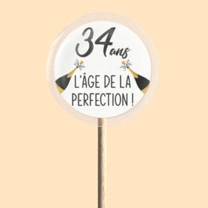 Sucette l'âge de la perfection